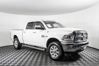 2017 Ram Pickup 3500 Laramie Longhorn