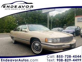 1994 Cadillac DeVille Base