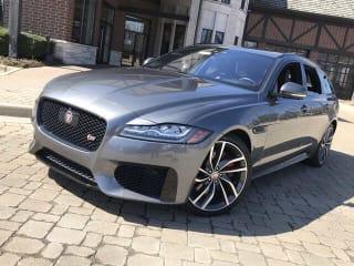 2018 Jaguar XF Sportbrake S