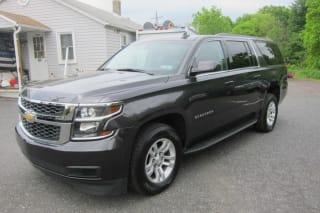 2017 Chevrolet Suburban LS 1500