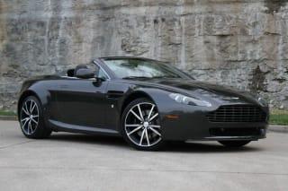 2011 Aston Martin V8 Vantage Roadster