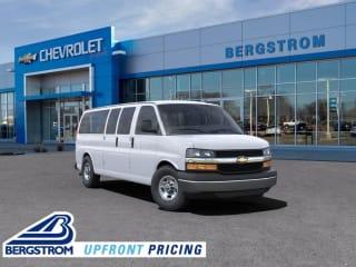 2021 Chevrolet Express Passenger LS 3500