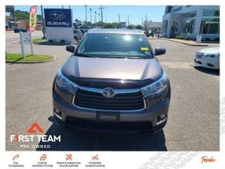 2016 Toyota Highlander Limited Platinum