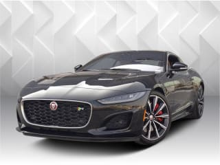 2021 Jaguar F-TYPE R