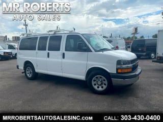 2012 Chevrolet Express Passenger LT 1500
