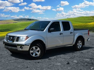 2011 Nissan Frontier SV V6