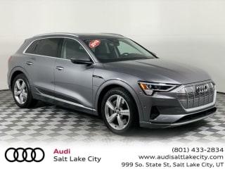 2019 Audi e-tron quattro Premium Plus