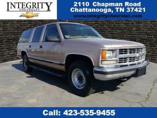 1999 Chevrolet Suburban C2500
