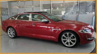 2017 Jaguar XJL Portfolio