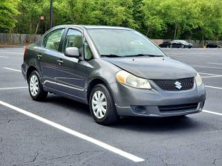 2010 Suzuki SX4 LE
