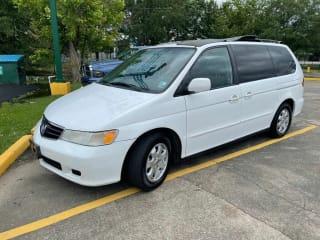 2002 Honda Odyssey EX