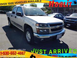 2008 Chevrolet Colorado LT