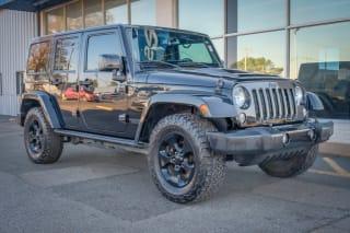 2015 Jeep Wrangler Unlimited Altitude