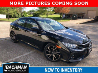 2018 Honda Civic Sport