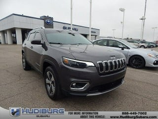2019 Jeep Cherokee High Altitude