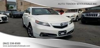 2013 Acura TL w/SE