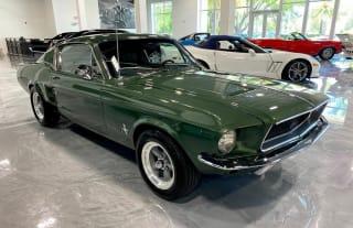 1967 Ford Mustang Bullitt 2+2 Fastback
