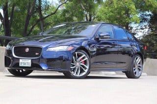 2020 Jaguar XF S