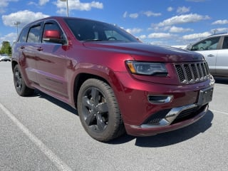 2016 Jeep Grand Cherokee High Altitude