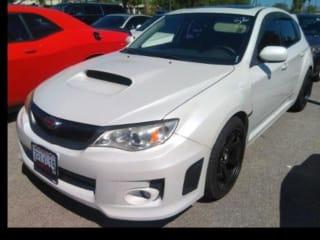 2013 Subaru Impreza WRX Premium