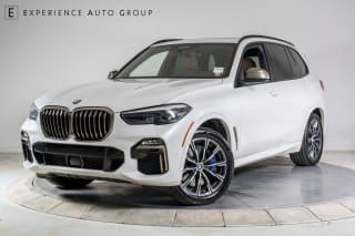 2020 BMW X5 M50i xDrive