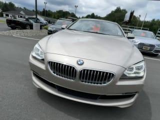 2014 BMW 6 Series 650i xDrive