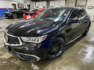 2018 Acura TLX V6 w/Tech