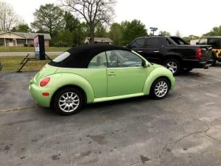 2005 Volkswagen New Beetle Dark Flint Edition