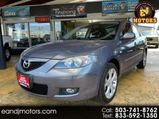 2009 Mazda Mazda3 i Sport