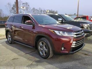 2017 Toyota Highlander Limited Platinum