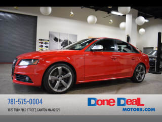 2011 Audi S4 3.0T quattro Premium Plus