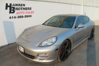 2012 Porsche Panamera 4