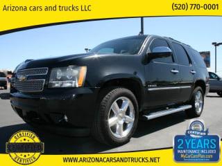 2008 Chevrolet Tahoe LTZ