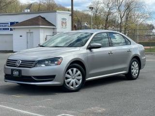 2012 Volkswagen Passat S PZEV