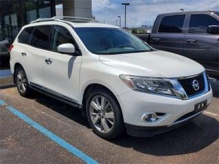 2015 Nissan Pathfinder Platinum