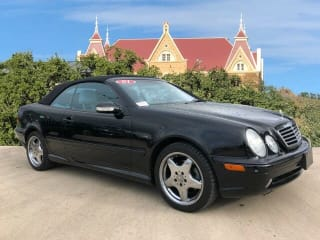 2001 Mercedes-Benz CLK CLK 430