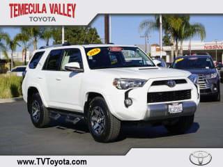 2018 Toyota 4Runner TRD Off-Road Premium