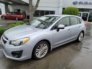 2013 Subaru Impreza 2.0i Premium