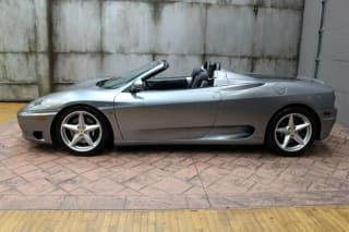 2004 Ferrari 360 Spider Base