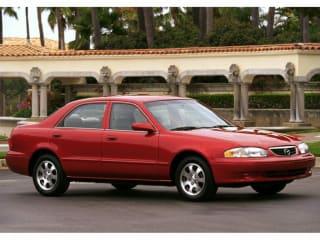 2002 Mazda 626