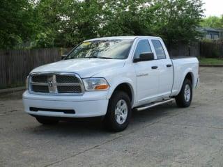 2012 Ram Pickup 1500 ST