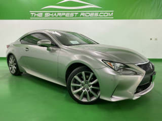 2015 Lexus RC 350 Base