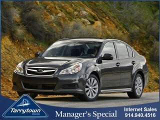 2010 Subaru Legacy 2.5i Premium