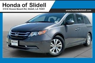 2016 Honda Odyssey EX-L w/RES
