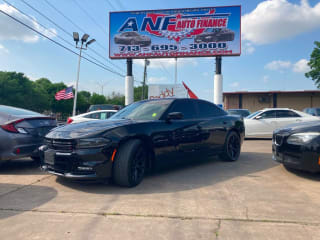 2015 Dodge Charger R/T Road and Track