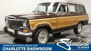 1981 Jeep Grand Wagoneer Limited