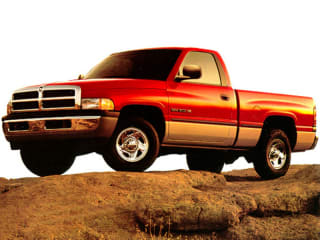 1998 Dodge Ram Pickup 1500 Laramie SLT
