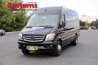 2014 Mercedes-Benz Sprinter Cargo 3500