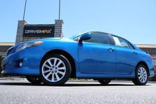 2010 Toyota Corolla S