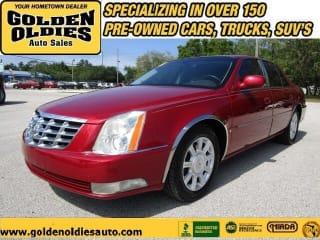 2010 Cadillac DTS 4.6L V8